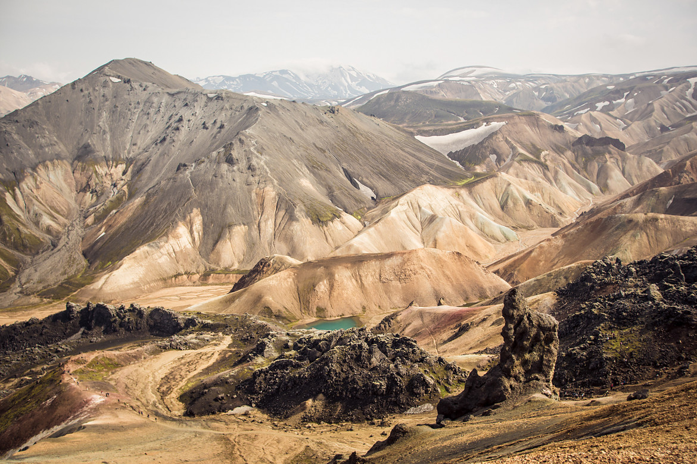 Landmannalaugar © Sebastian Doerk I  infinitetrails