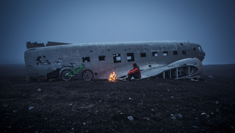 Camping auf Island - auch speziell © Sebastian Doerk I  infinitetrails