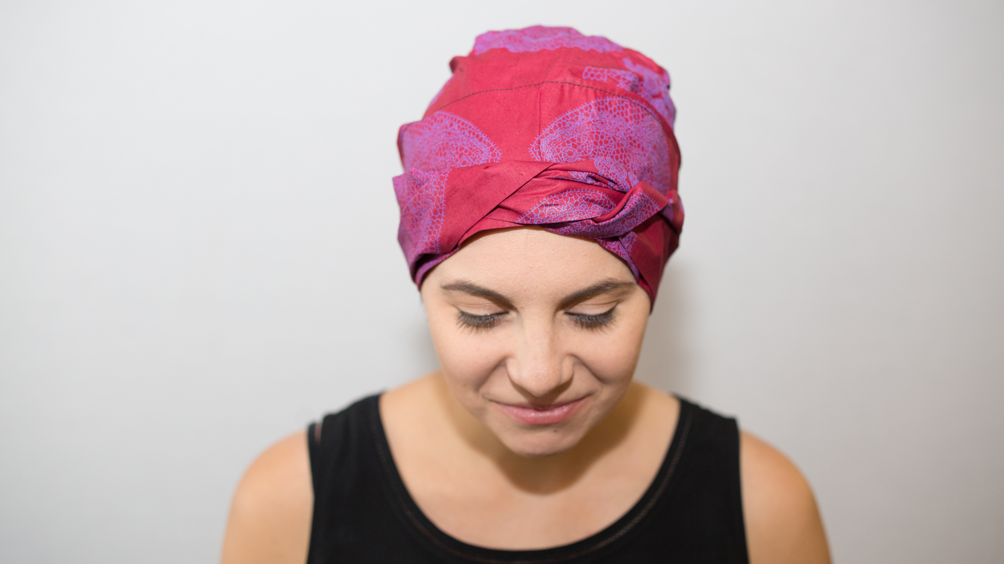 The head wraps have received good reviews. Our patients love the cotton!! - Store Manager at Seattle Cancer Care Alliance