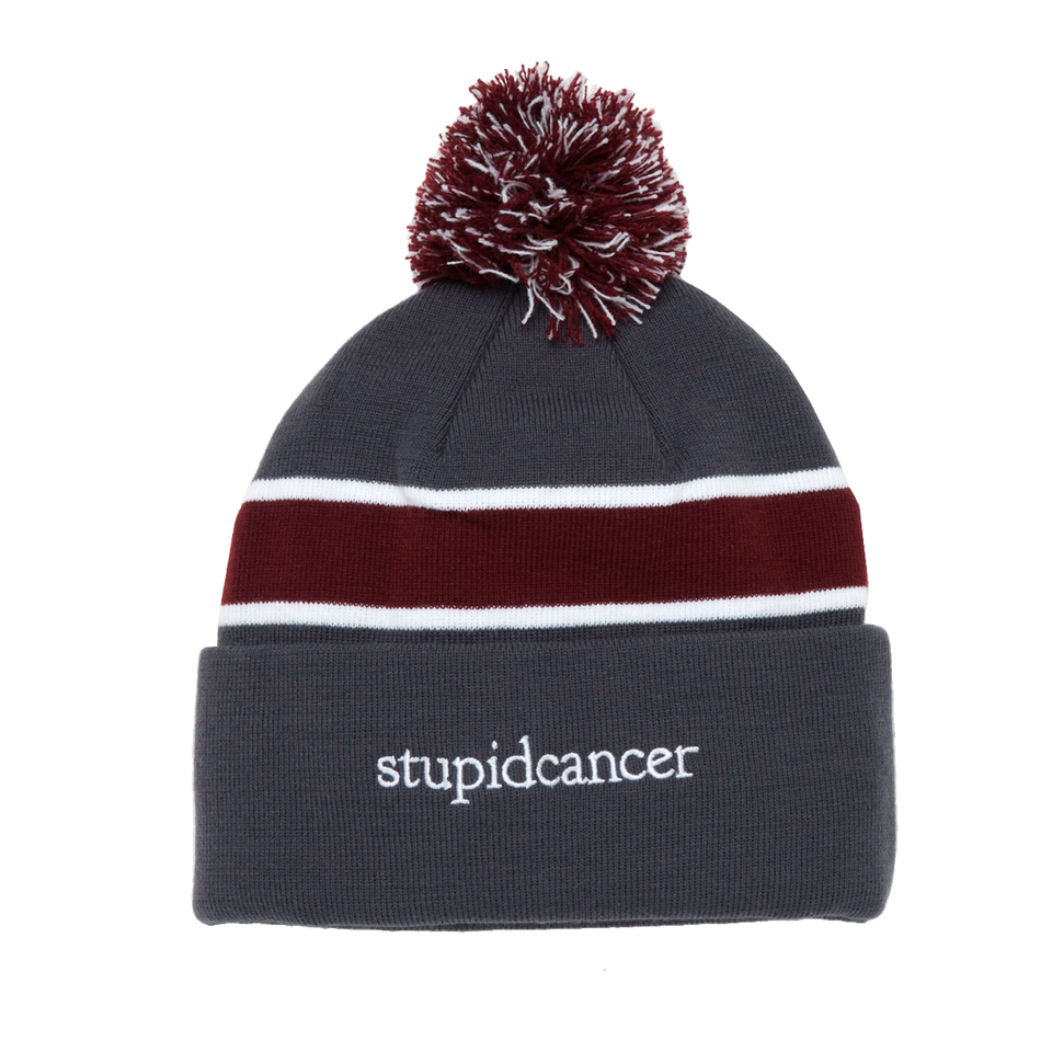 Stupid Cancer Beanie_Ash.png