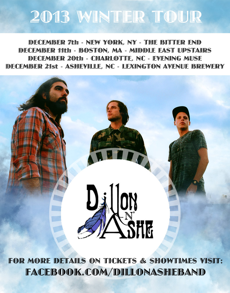 DNA 2014 Winter Tour
