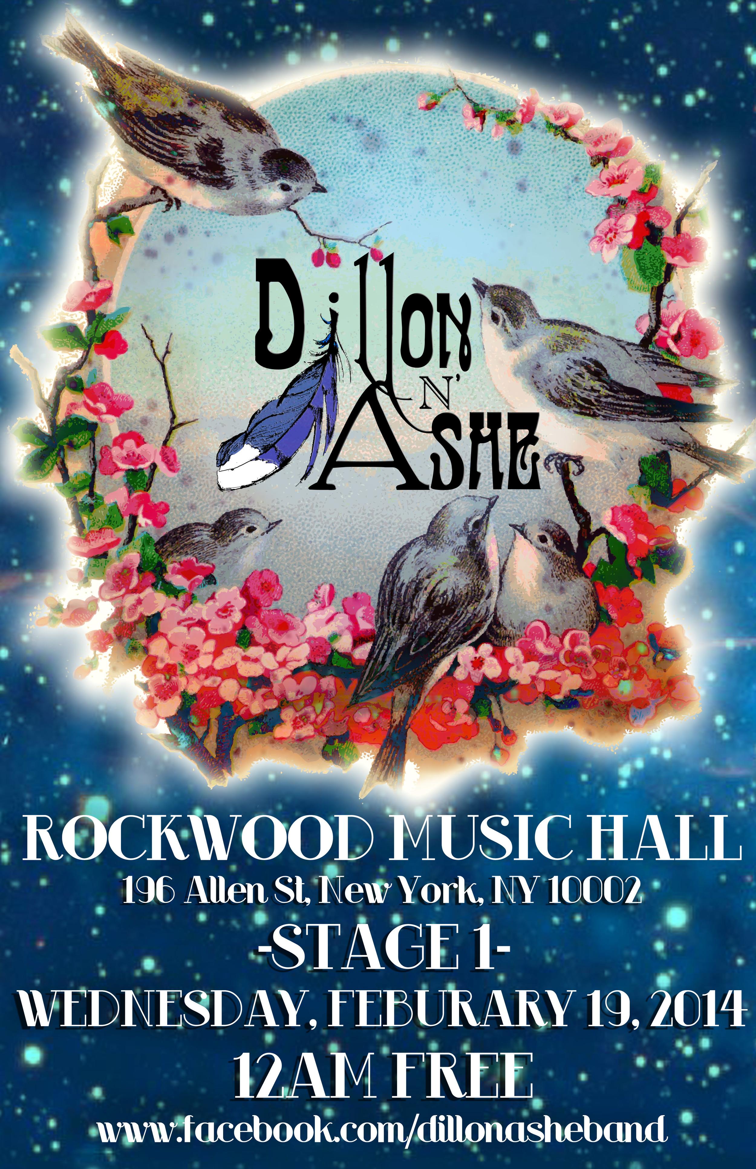 Rockwood Music Hall // NYC