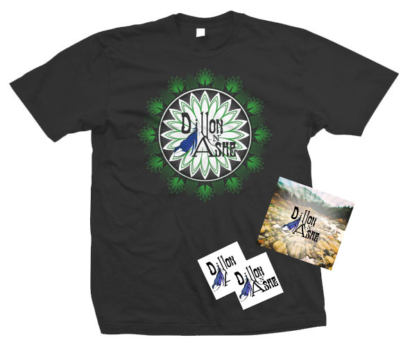 DNA COMBO    $25.00 // FREE SHIPPING    1 PHYSICAL COPY OF DNA's DEBUT CD FAR AWAY, 1 DNA T-SHIRT & 2 DNA STICKERS!