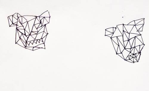 preliminary drawing