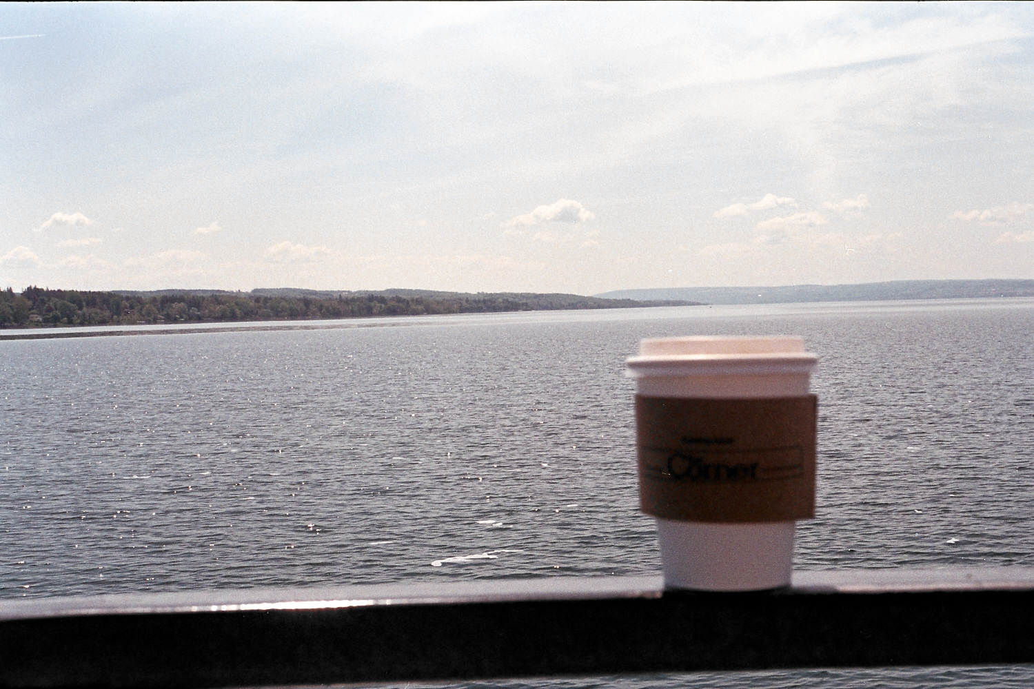 coffee & lake