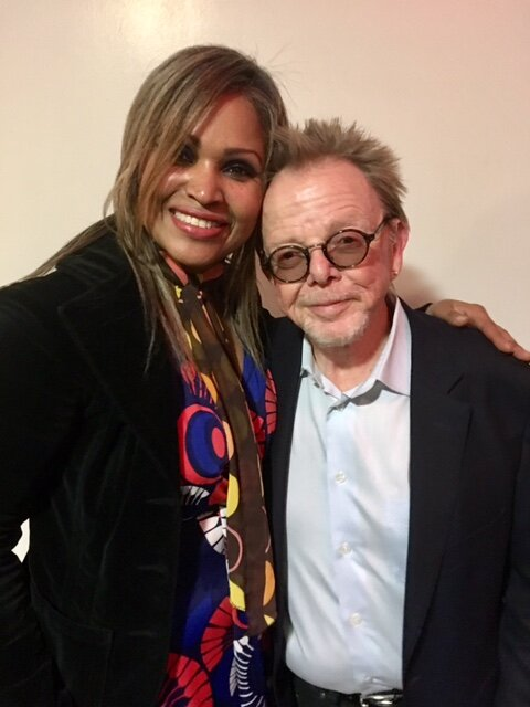 with Paul Williams