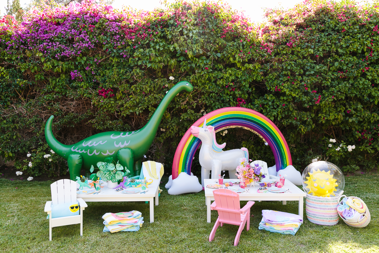 Pottery Barn Kids Party — Blog — Billye Donya Photography