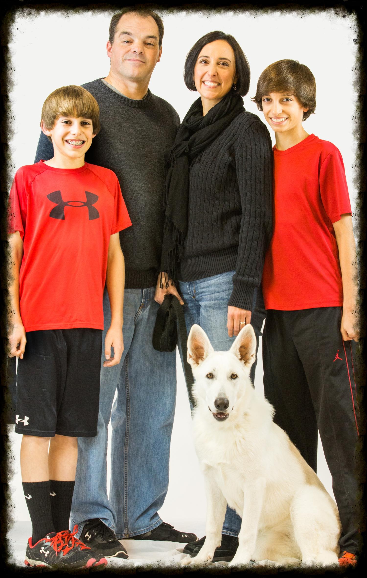 Hough family