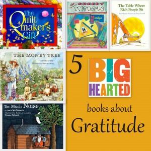 Gratitude book list