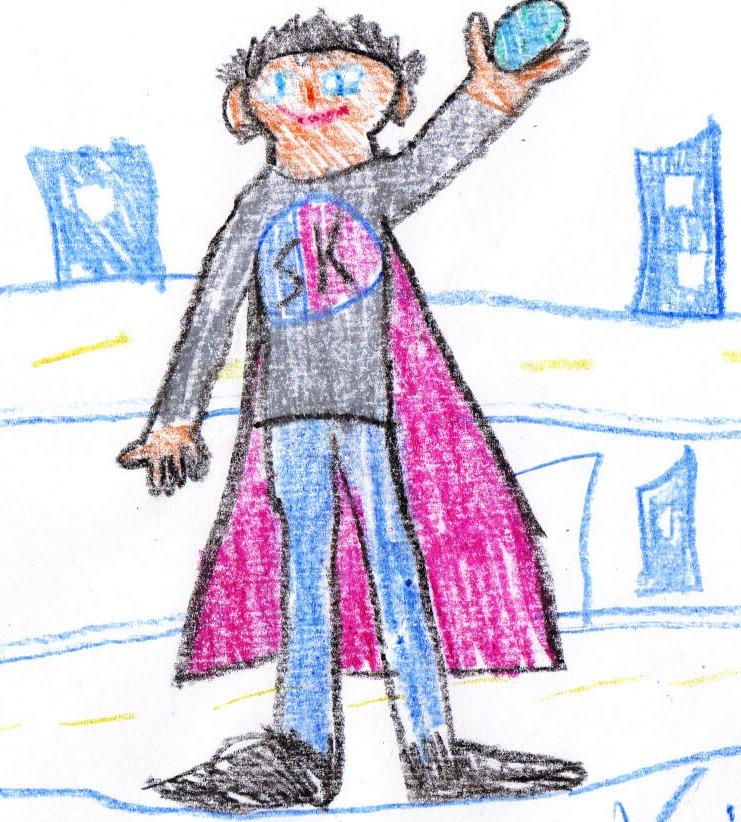 Practice Kindness: unleash your child's inner superhero!