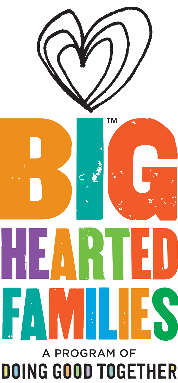 Big-Hearted Families Program by Doing Good Together