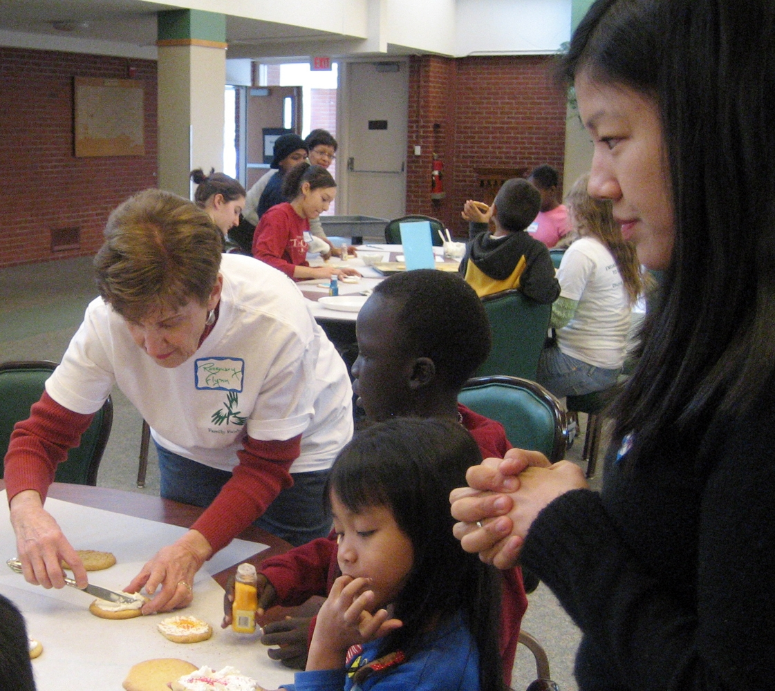 Family Service Fairs in community