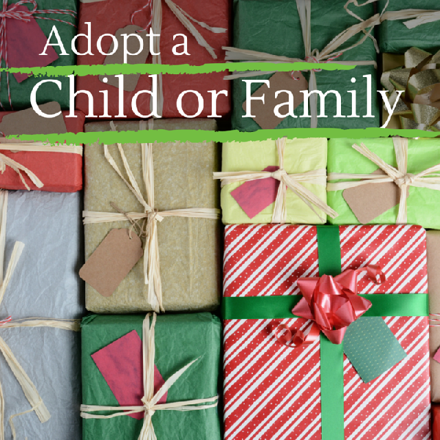 Adopt a Child or Family