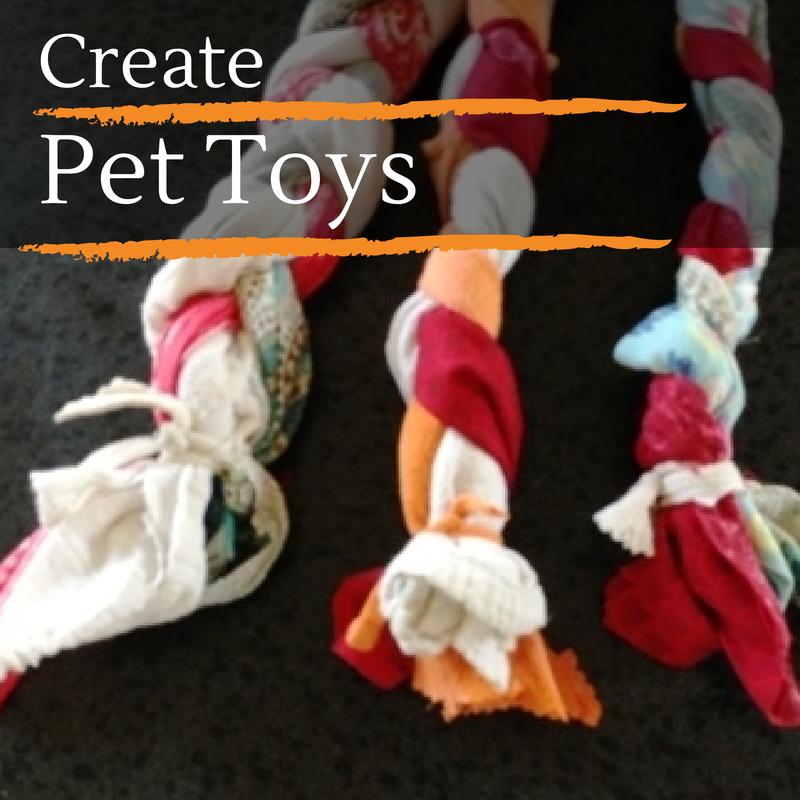 Create Pet Toys