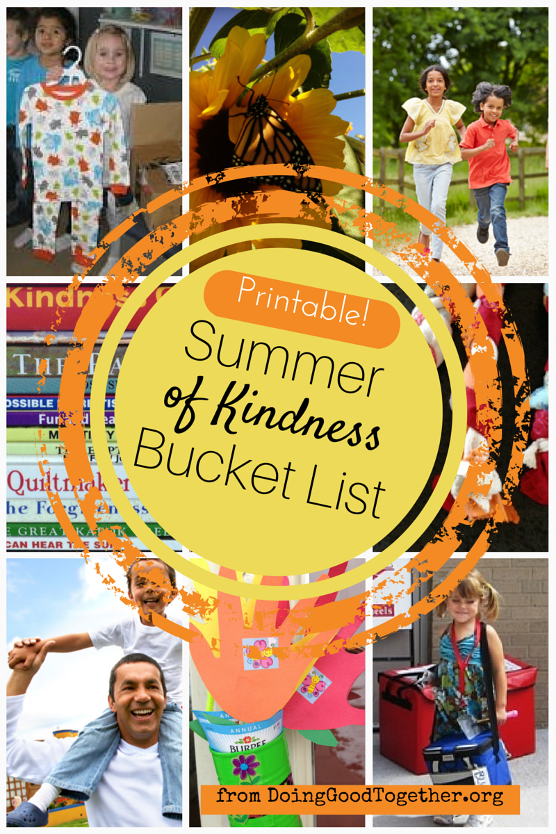 8 reasons to print this summer bucket list right now!