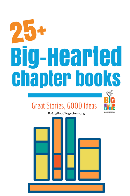 raise kind, life-long readers while teaching philantrhopy, philosophy, and empathy using these great book selections