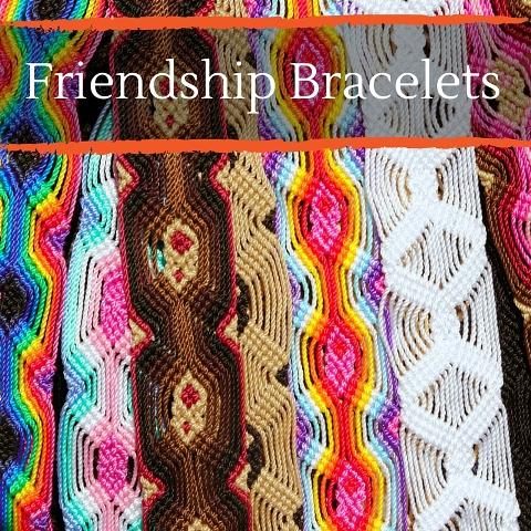 Share Friendship Bracelets