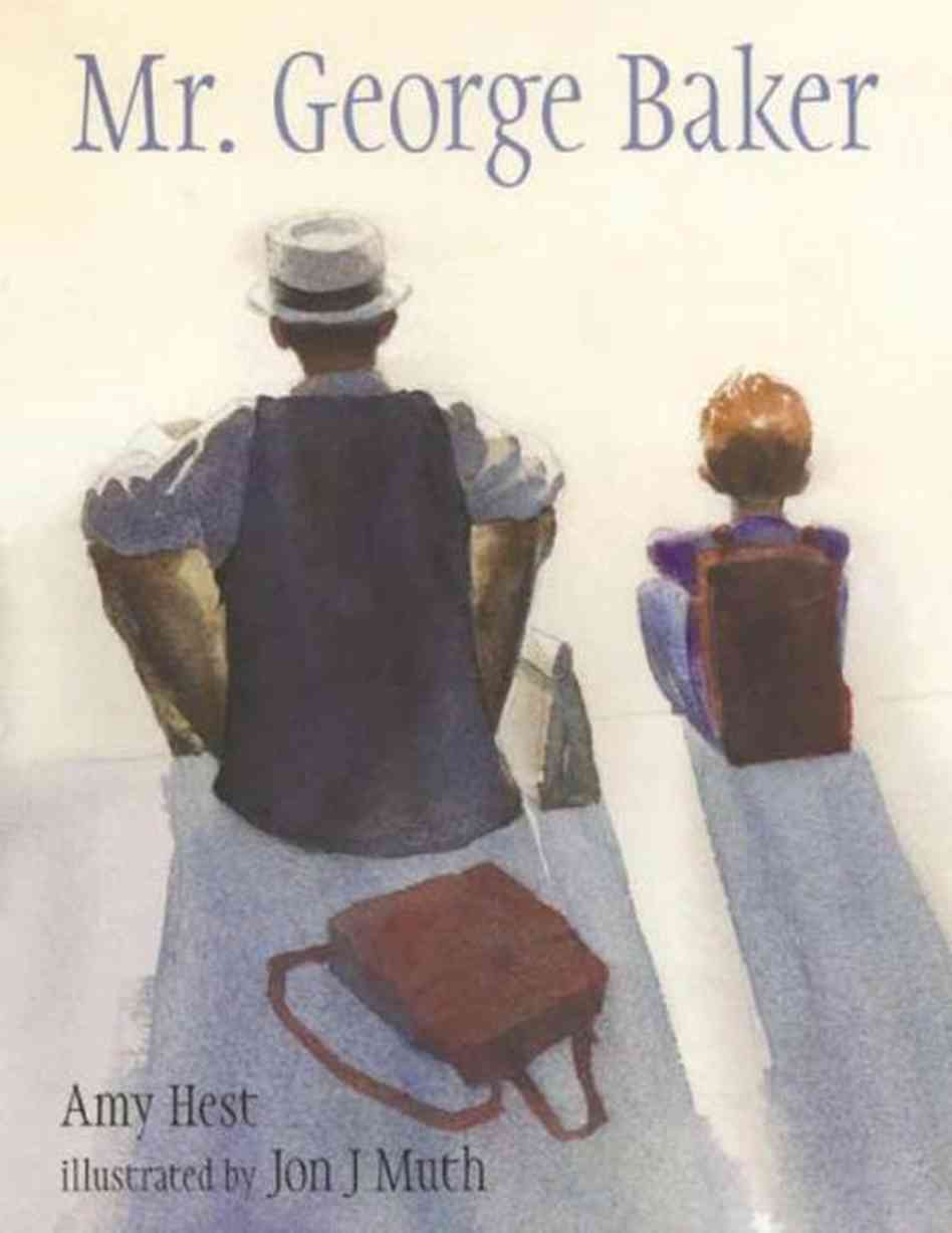 Mr. George Baker - a growing list of books celebrating seniors and aging