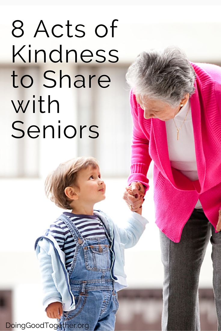 Foster intergenerational friendships and destigmatize aging with these great projects