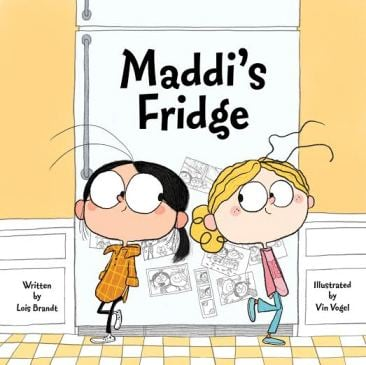 Maddi's Fridge  is one of three exceptional stories featured in   Helping the Hungry , DGT™'s three-lesson, book-based hunger curriculum  for youth groups and families.
