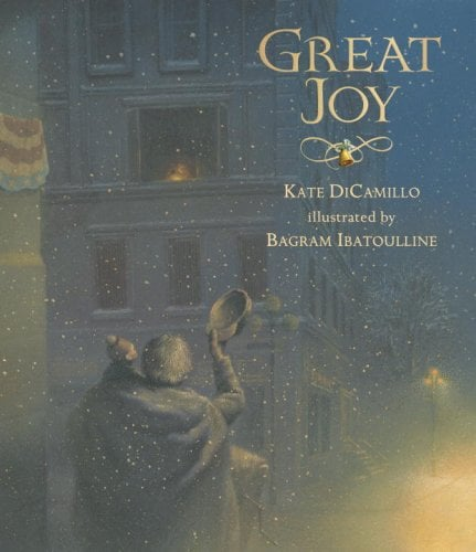Great Joy - Part of a growing list of books exploring the issues of hunger, poverty, and homelessness