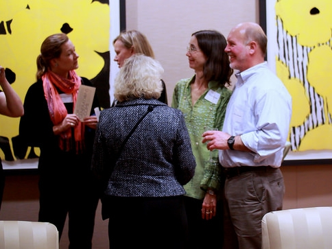 Mingle with DGT™ founder Jenny Friedman, Board Members, and supporters of DGT's mission.
