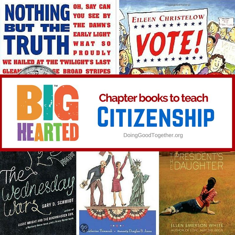 Citizenship Chapter Books
