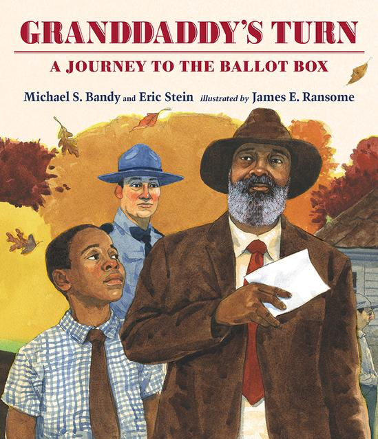 Granddaddy's Turn - learn the importance and history of the Voter's Rights Act through this powerful story