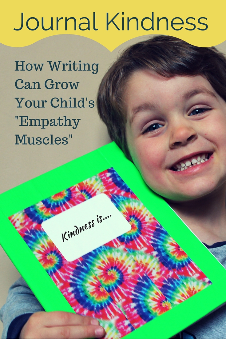 Prompts and tips for keeping a familiy kindness journal