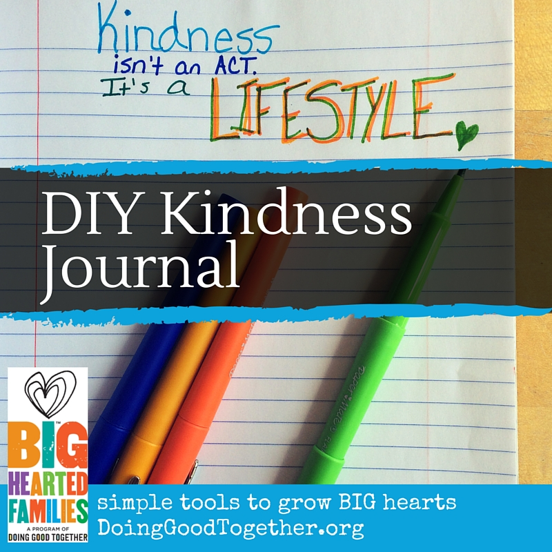 Use these these prompts to write creatively about compassion, and record your service project experiences and compassion.
