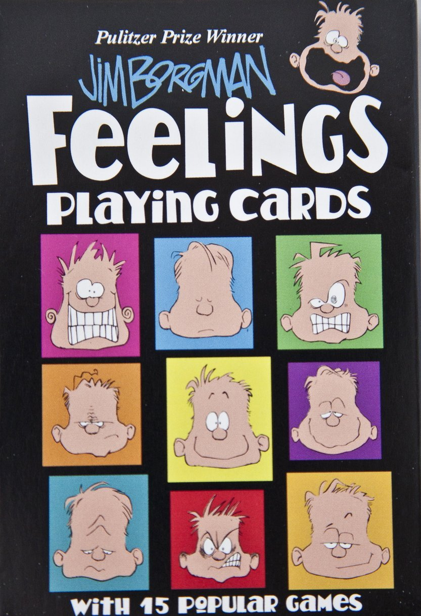 Feelings Flashcards to support emotinnal awarness and empathy