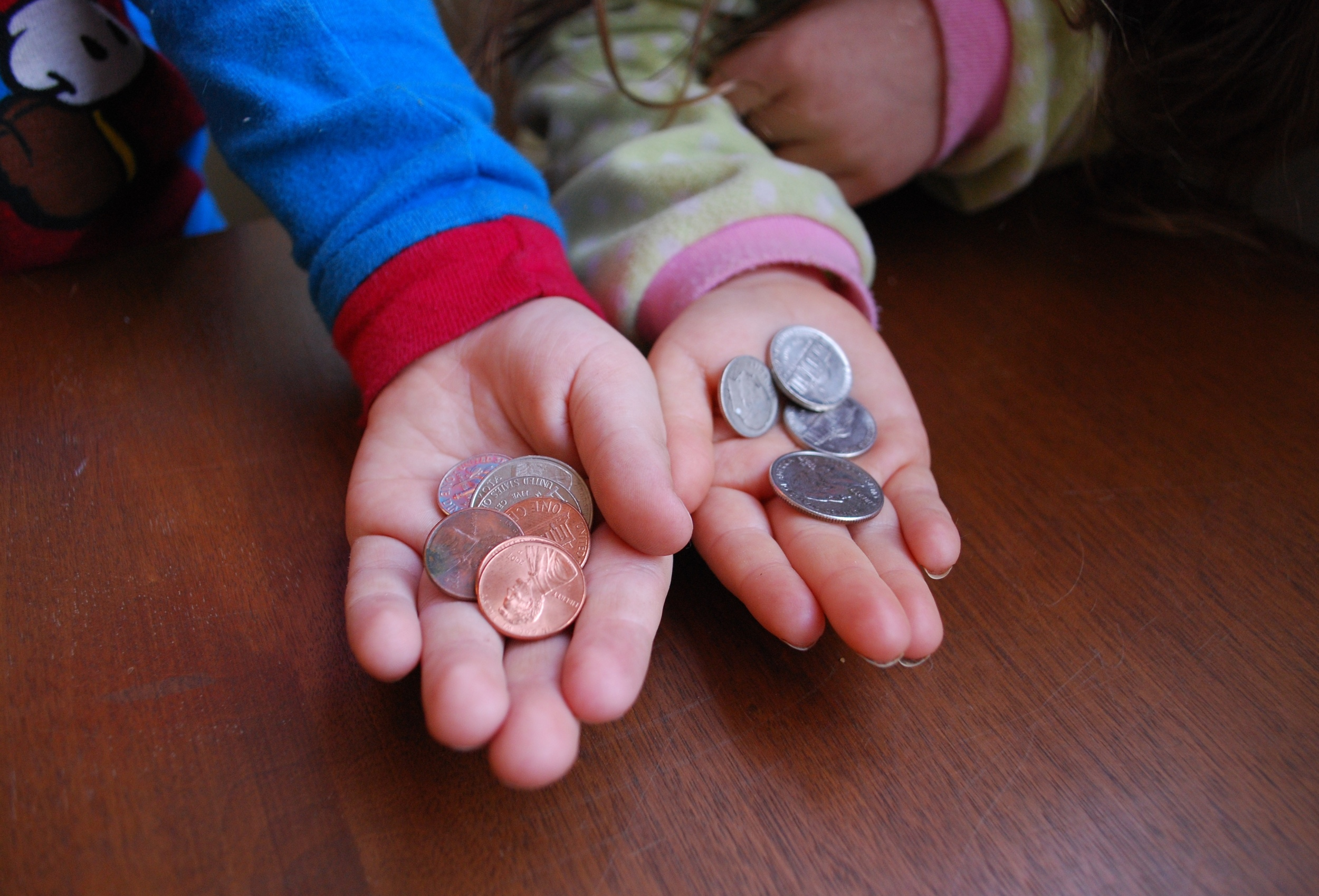 Engaging Children in Charitable Giving