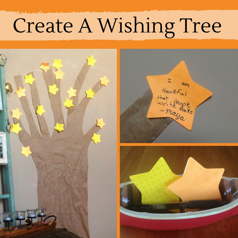 Create a Wishing Tree