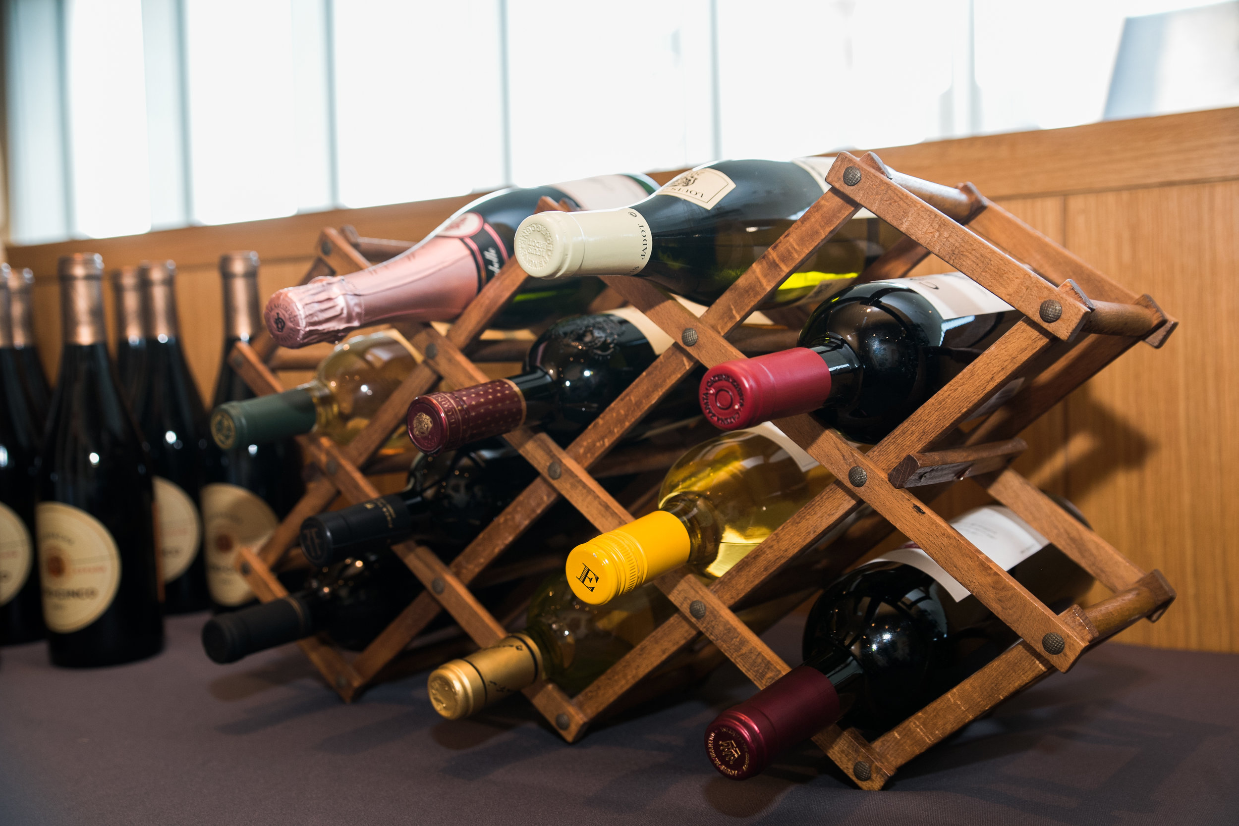 Can't make it to the event? Contact a DGT™ Board Member or Staff member for $5 tickets to enter our wine raffle.
