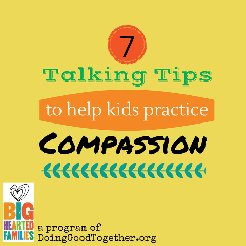 Click here for more conversation tips with young volunteers.