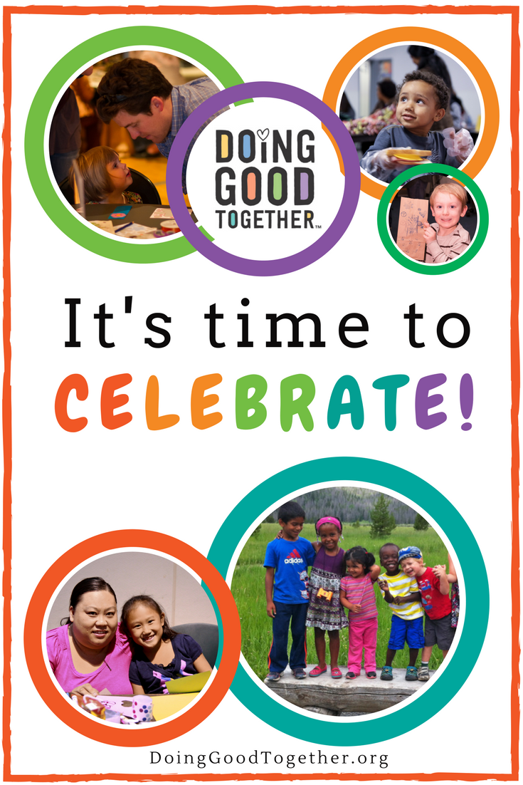 Celebrate Kindness - support DGT