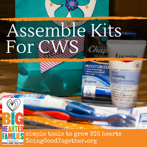 Assemble Kits for CWS
