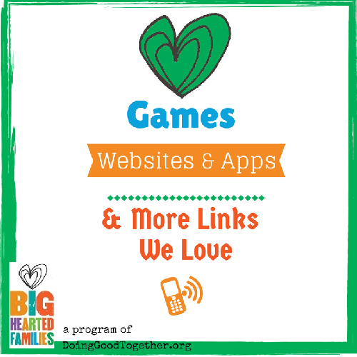 Games, Websites and more links we love