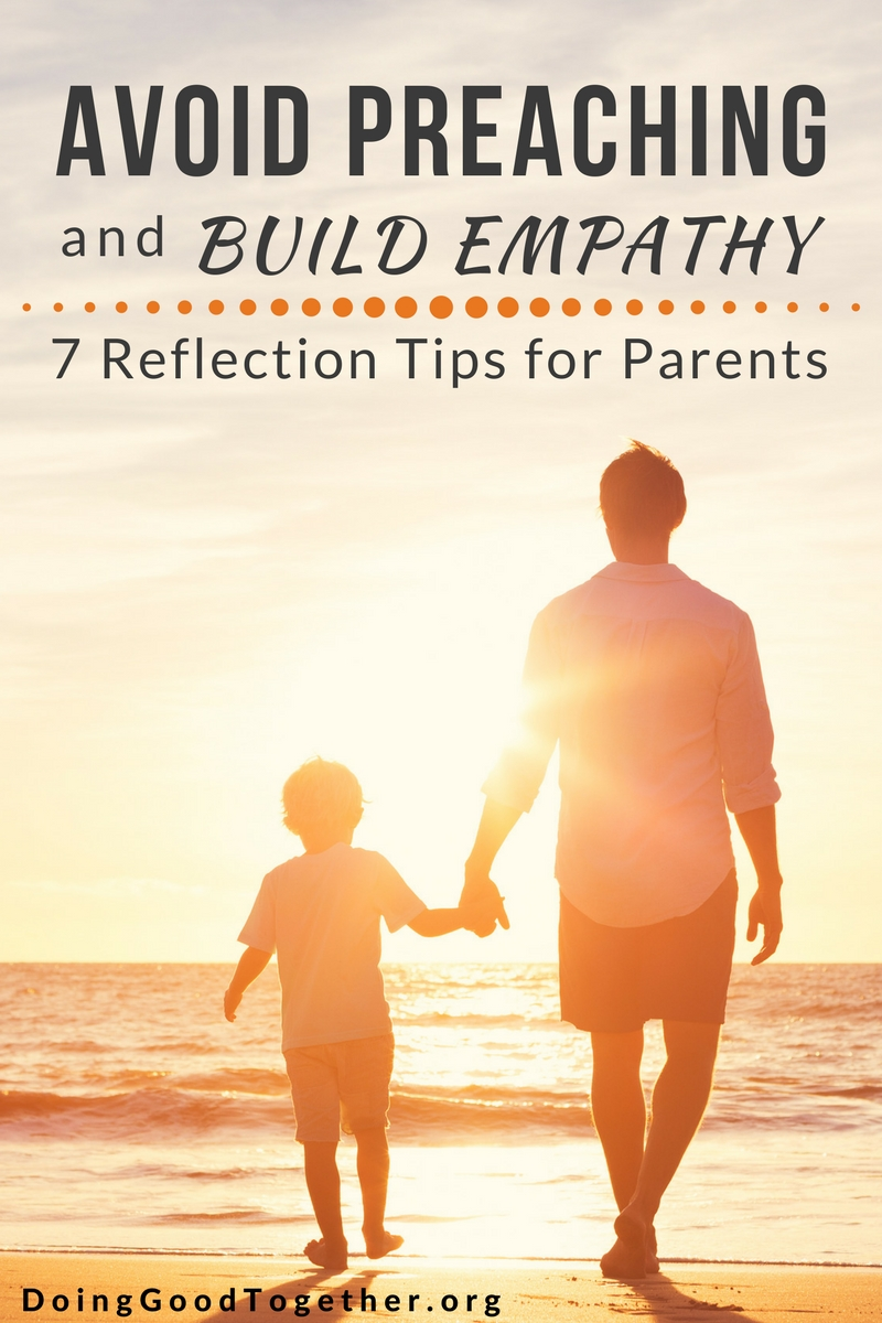 7 Tips to Avoid Preaching to Your Child