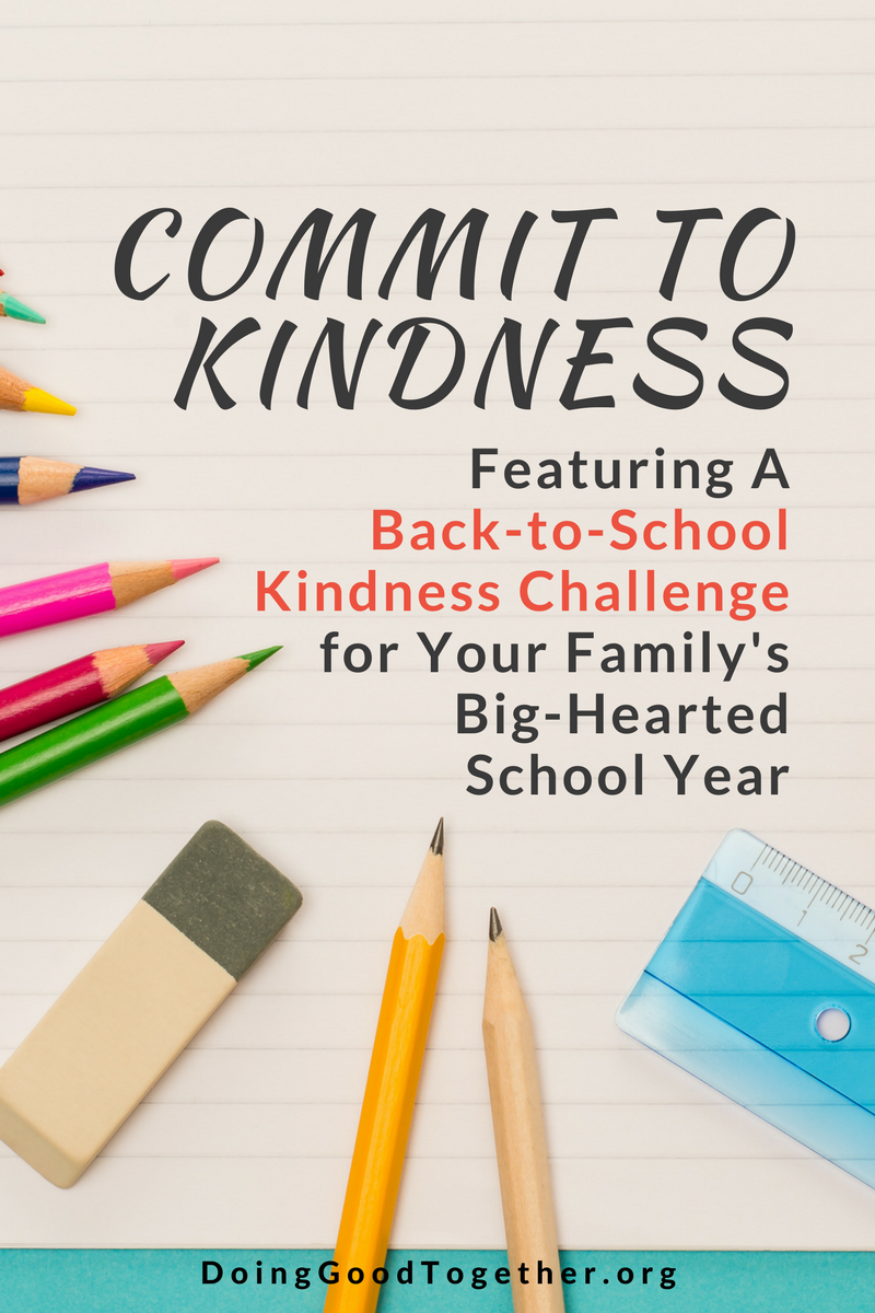 Back-to-School Kindness