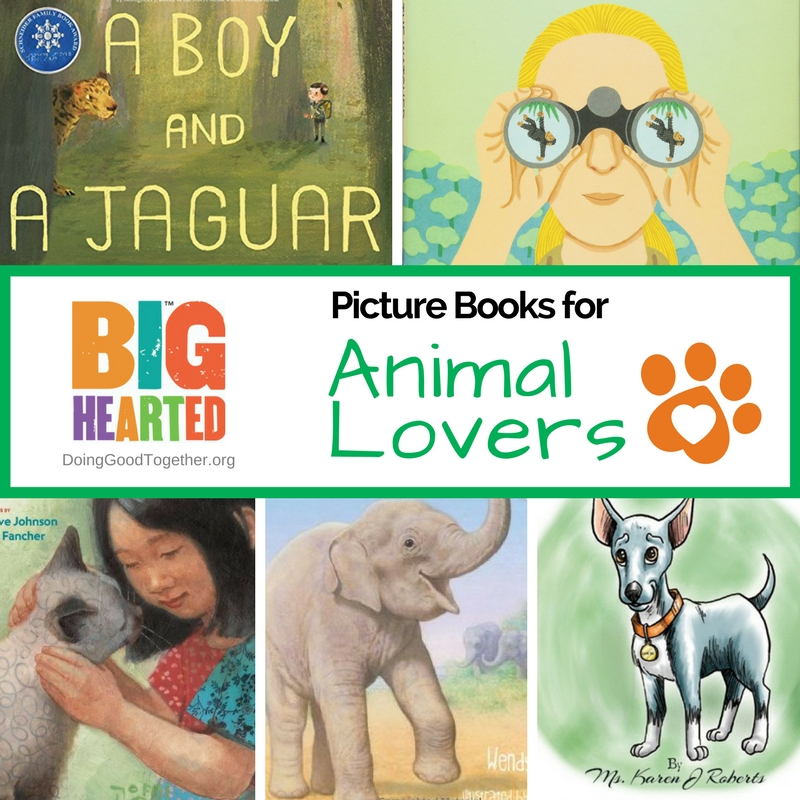 Picture books for animal lovers.jpg