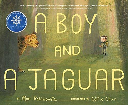 a boy and a jaguar.jp