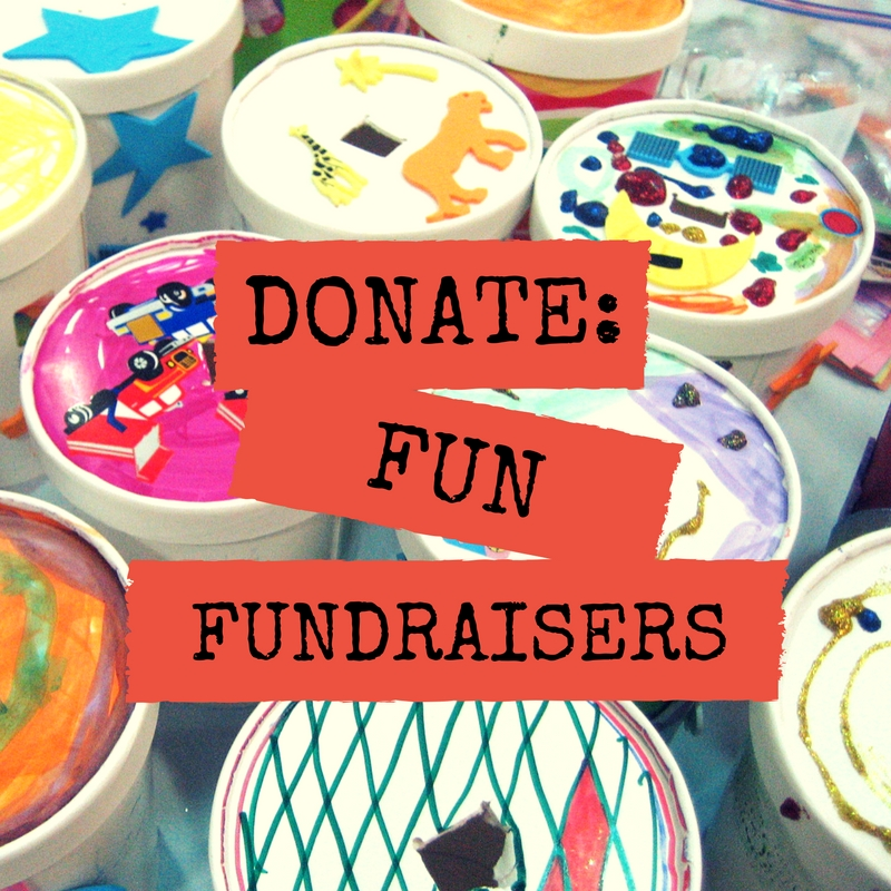 fun fundraisers