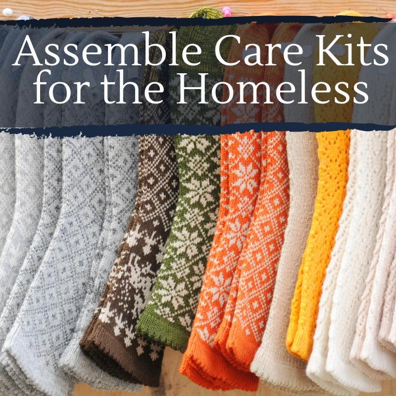 Assemble care kits for the homeless (1).jpg