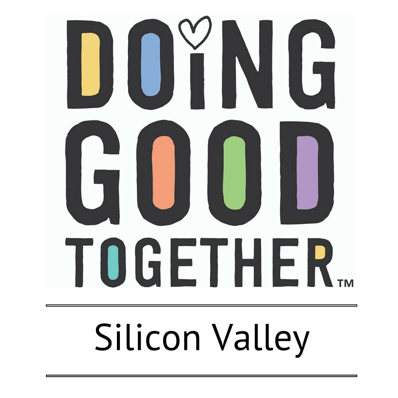 Stay tuned to Silicon Valley volunteering events and updates via our    Doing Good Together - Silicon Valley Facebook page   !