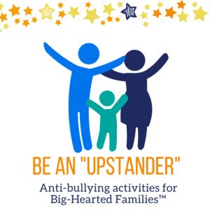 Be an Upstander anti-bullying ebook