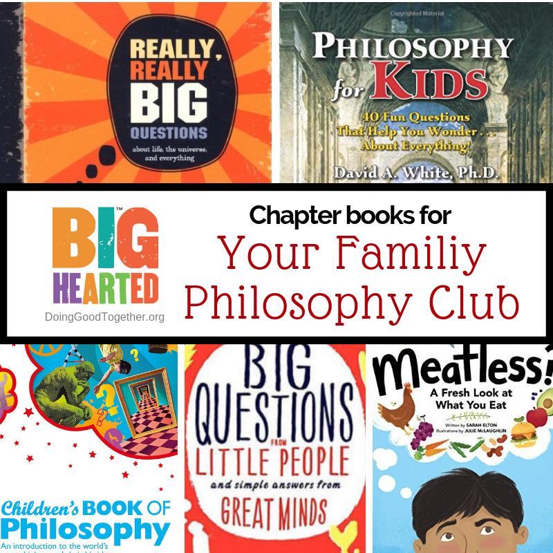 Mindfulness & Gratitude Chapter Books — Doing Good Together™