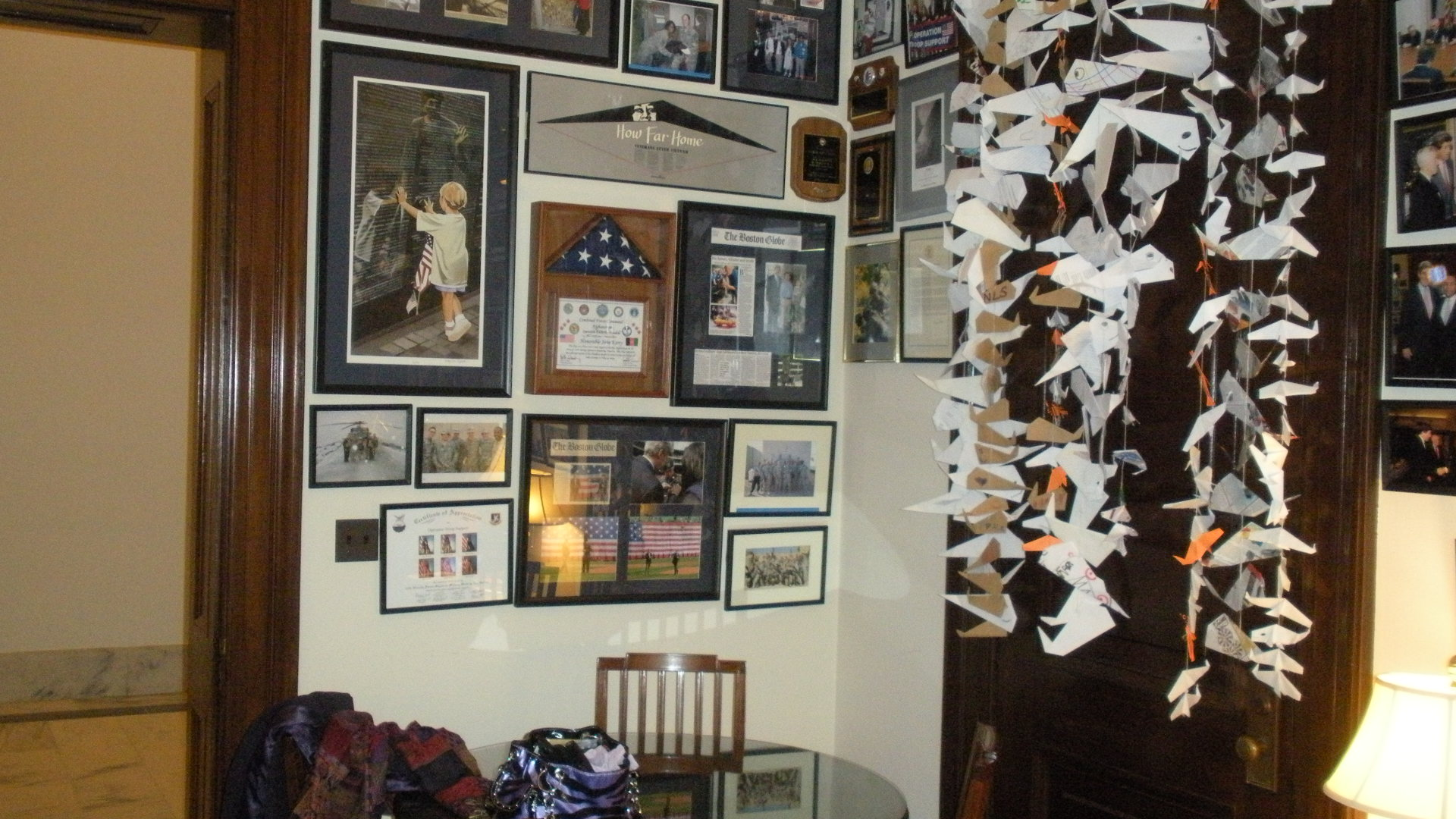 Senator Kerry's Origami Whale Curtains 012.JPG