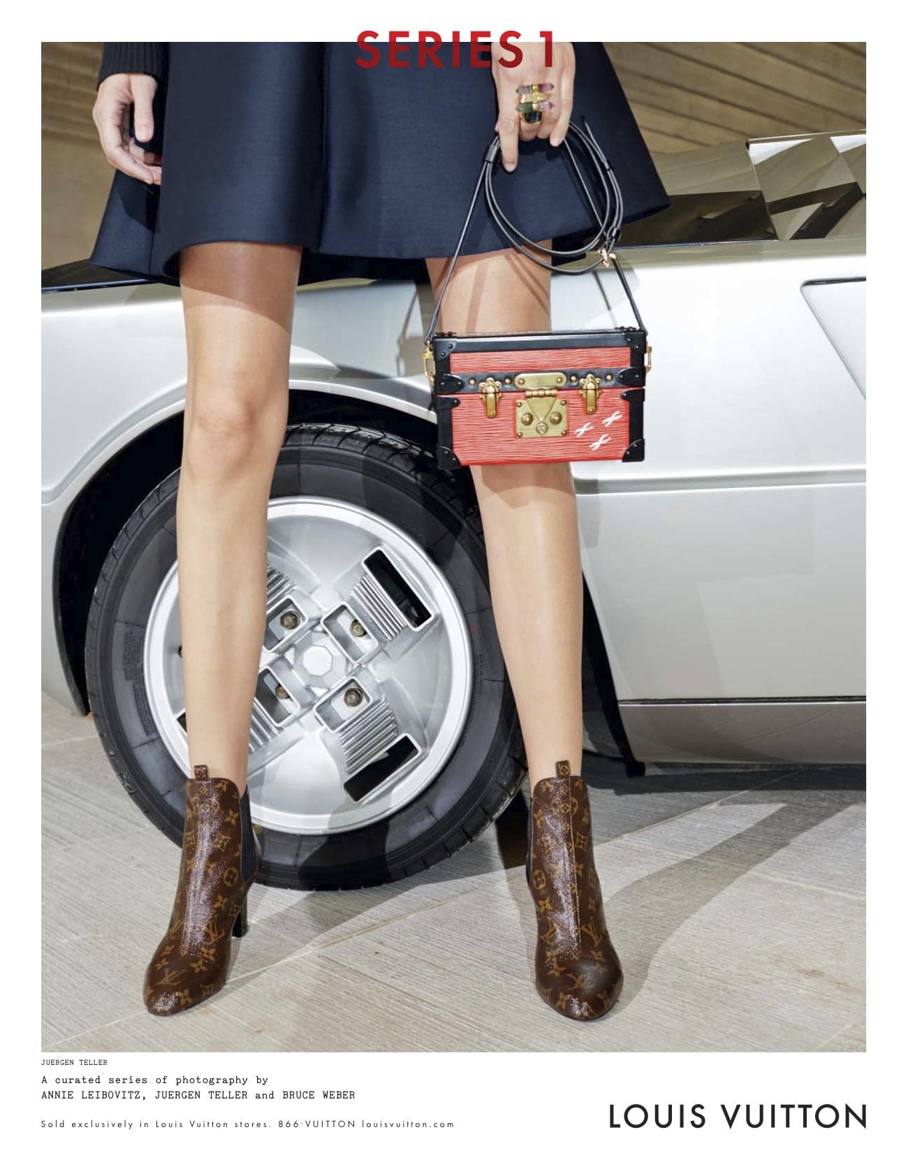 Louis Vuitton Winter Campaign