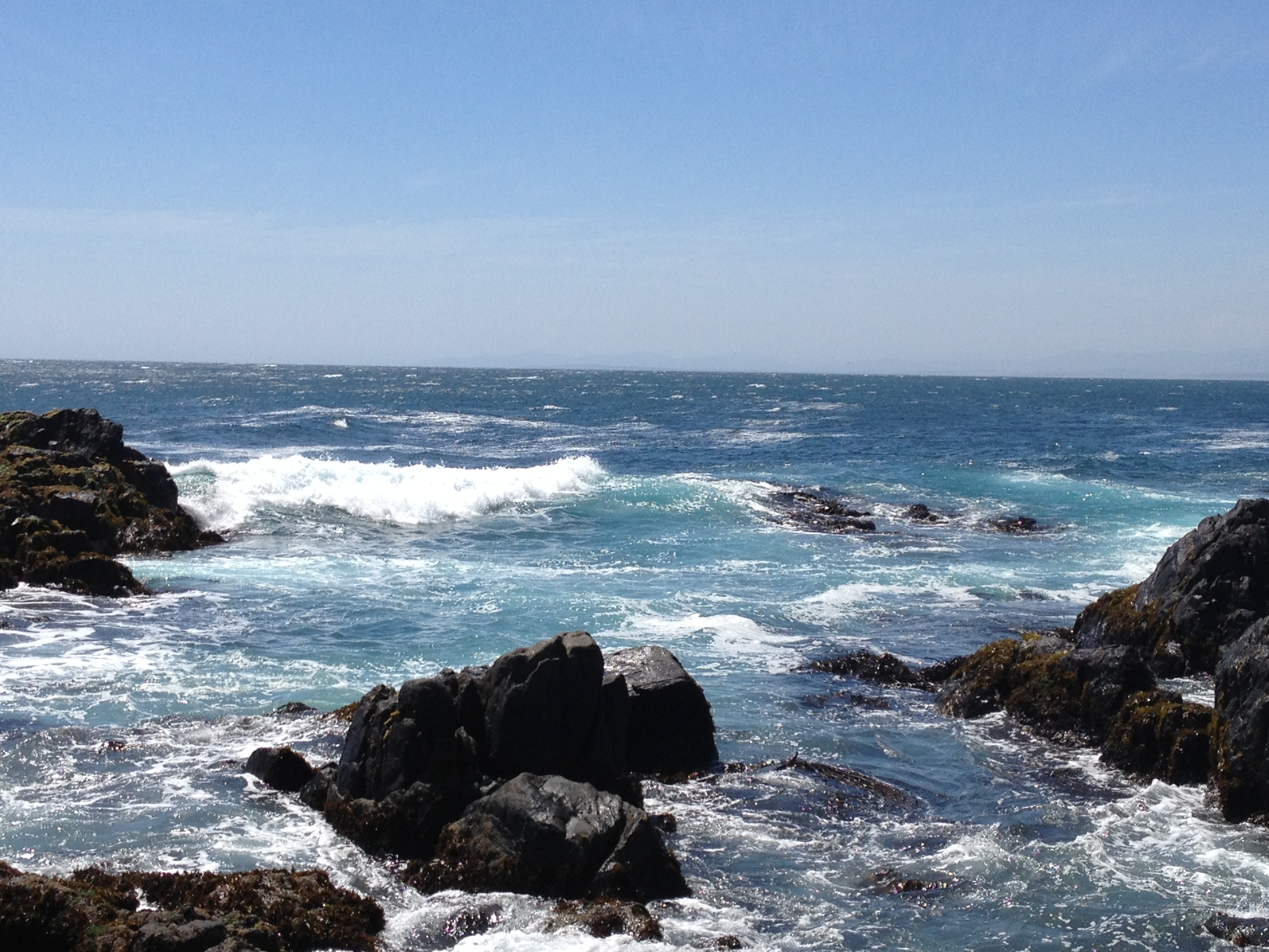 The ocean my God the ocean